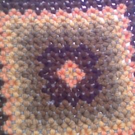 Квадратные коврики