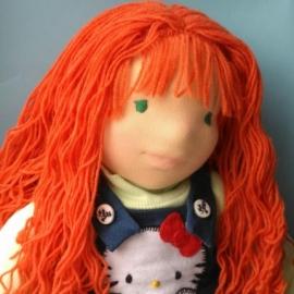 Вальдорфская кукла Олюшка