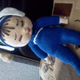 Кукла - малыш
