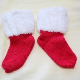 """Носки """"Как у Деда Мороза"""""""