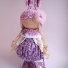 Куколка-Зайка