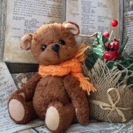 Медвежонок Шоколадная Печенька