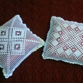 набор декоративных подушек